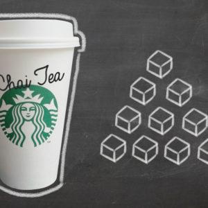 Zuckerfalle Starbucks Chai Tea Latte