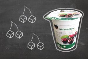 Joghurt Kirsche Zuckerfalle