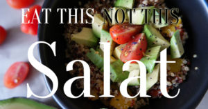 header eat this not this salat