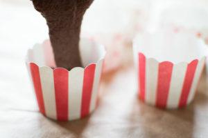 Schoko Muffins Zubereitung
