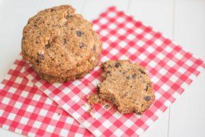Chocolate Chip Cookies Rezept ohne Zucker