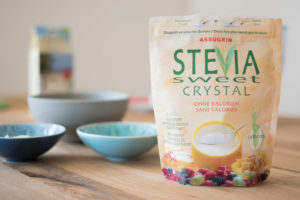 Stevia als Zuckeralternative