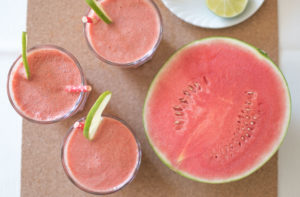 Wassermelonen Granita