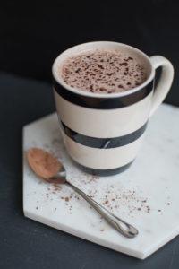 Heisser Kakao Rezept ohne Zucker