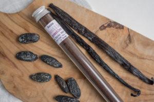 Vanille und Tonkabohnen aus Nanna bunter Küche