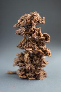 Weihnachtsplätzchen Schoko Crossies Rezept