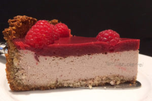 Erdbeer Cheesecake der Familie Zuckerfrei