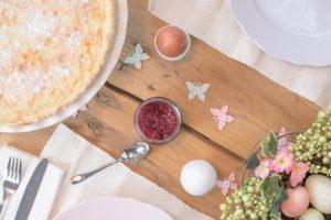 Osterfladen Rezept ohne Zucker