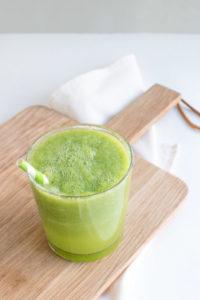 Green Smoothie Rezept