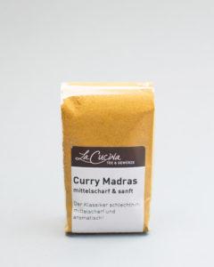 Curry Madras Ohne Zucker