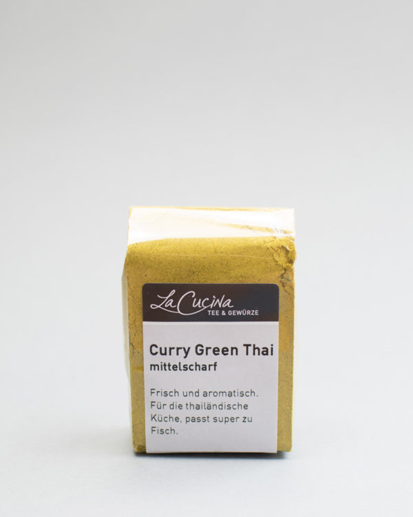 Curry Green Thai